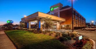 Holiday Inn Express Memphis Medical Center Midtown - Memphis - Byggnad
