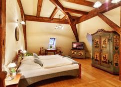 Penzion U Kriveho Psa - Frydek Mistek - Bedroom