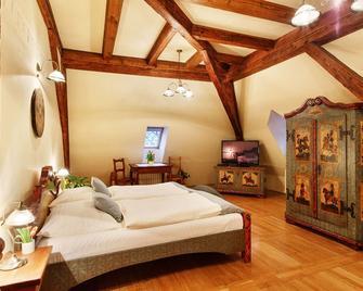 Penzion U Kriveho psa - Фрідек-Містек - Bedroom
