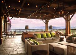 The Omni Grove Park Inn - Asheville - Asheville - Balcón