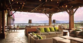 The Omni Grove Park Inn - Asheville - Asheville - Balcony