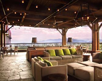 The Omni Grove Park Inn - Asheville - Ашвіль - Балкон