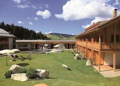 Tirler - Dolomites Living Hotel - Castelrotto - Building