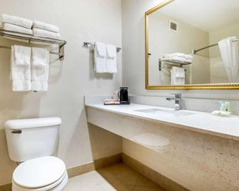 Quality Inn & Suites - Lexington - Bathroom