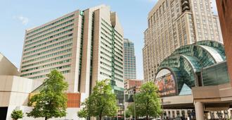 Embassy Suites Indianapolis Downtown - Indianapolis - Bygning