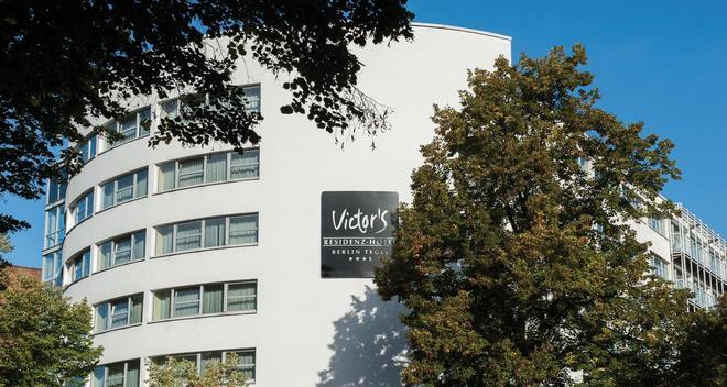 Victor's Residenz-Hotel Berlin Tegel - Βερολίνο - Κτίριο
