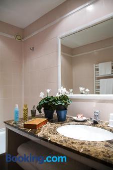 聖格瑞格爾酒店 - 巴黎 - 巴黎 - 浴室