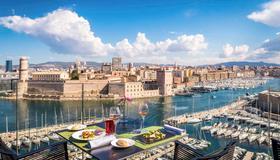 Sofitel Marseille Vieux-Port - Marseille - Ravintola