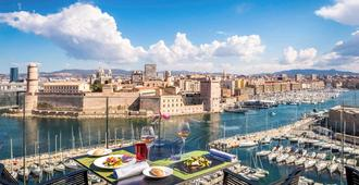 Sofitel Marseille Vieux-Port - מרסיי - מסעדה