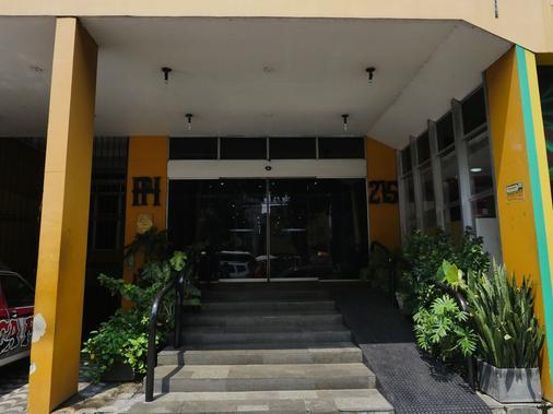 廣場酒店 - 瑪瑙斯 - 馬瑙斯 - 建築