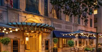 Sofitel Washington DC Lafayette Square - Вашингтон - Здание