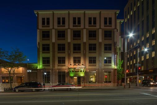 CopperLeaf Boutique Hotel & Spa, BW Premier Collection - Appleton - Building