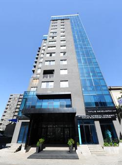 Best Western Tbilisi Art Hotel - Tbilisi - Toà nhà