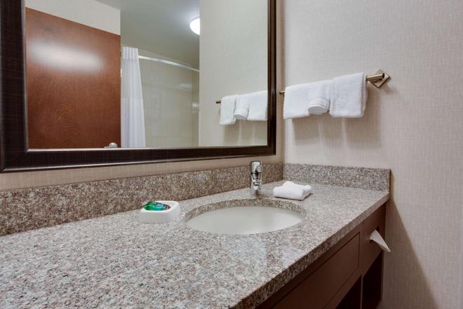 Drury Inn & Suites Charlotte Arrowood - Charlotte - Bathroom