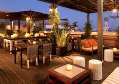 普利策巴塞隆拿酒店 - 巴塞隆拿 - 巴塞隆納 - 露天屋頂