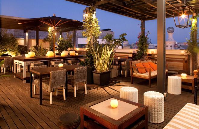 Hotel Pulitzer Barcelona - Barcelona - Rooftop