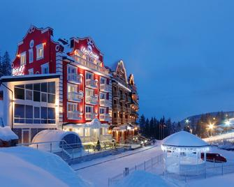 Chevalier Hotel & Spa - Bukovel - Building