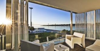 Altis Belém Hotel & Spa - ליסבון - מרפסת