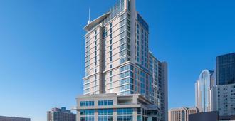 Residence Inn Charlotte City Center - Charlotte - Building