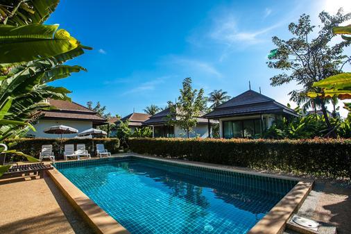 Himaphan Boutique Resort - Sakhu - Pool