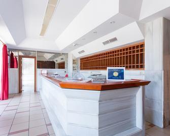 Hostal San Rafael - Alcolea - Front desk