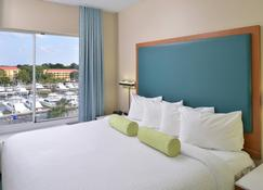 SpringHill Suites by Marriott Charleston Downtown/Riverview - Charleston - Bedroom