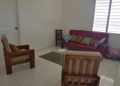 Evie Cottage - Colihaut - Living room