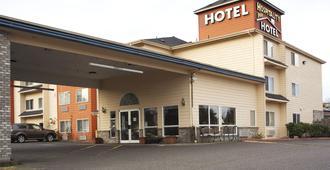 Hospitality Inn - Portland - Rakennus
