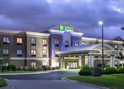 Holiday Inn Express Kansas City - At The Legends - Kansas City - Gebäude