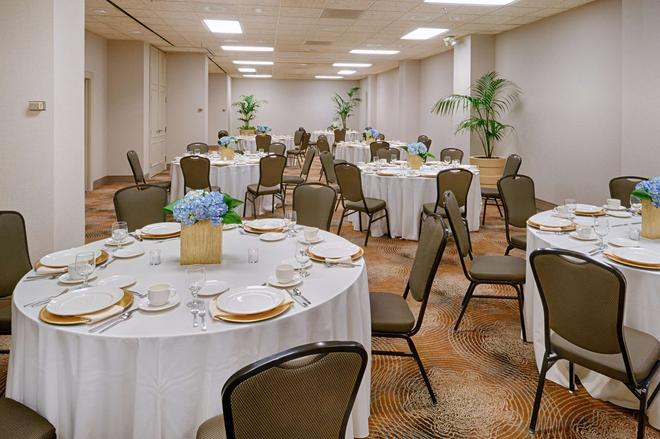 DoubleTree by Hilton Tulsa Downtown - Tulsa - Banquet hall