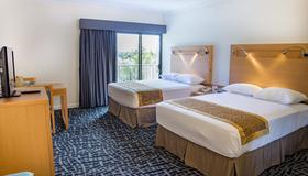 關島海景酒店 - 塔穆寧 - 塔穆寧 - 臥室