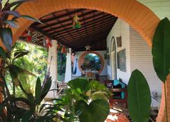 Bada Hostel - Cumbuco - Makuuhuone