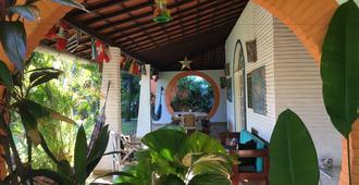 Bada Hostel - Cumbuco - Patio