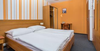 Bridge Hotel - פראג - חדר שינה