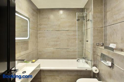 珀普恩布特勒酒店 - 漢堡 - 漢堡 - 浴室