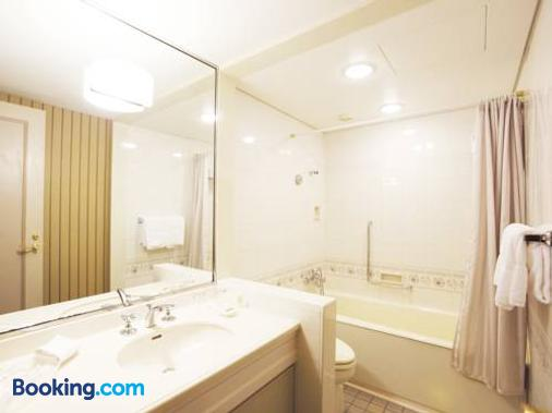 Watermark Hotel Nagasaki, Huis Ten Bosch - Sasebo - Bathroom