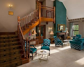 Oranmore Lodge Hotel, Conference And Leisure Centre - Oranmore - Lobby