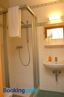 Hotel Garni Evido Kg Salzburg - Salzburg - Bathroom