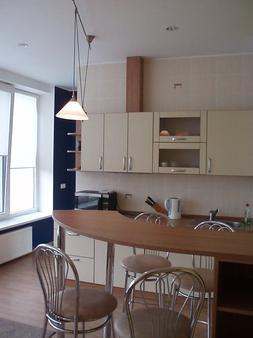 Kaunas Apartments - Kaunas - Keittiö
