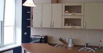 Kaunas Apartments - קאונאס - מטבח