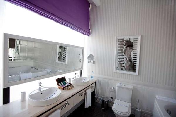 Mirax Boutique Hotel - Kharkiv - Bathroom