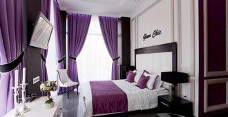Mirax Boutique Hotel - Charkiw - Schlafzimmer