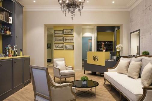 A l'Hotel des Roys - Versailles - Olohuone