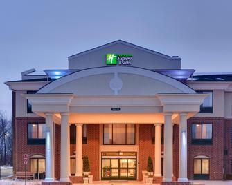 Holiday Inn Express Hotel & Suites Detroit-Novi, An IHG Hotel - Novi - Budova