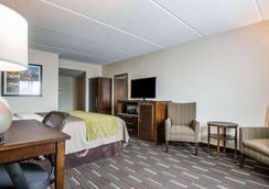南聖地牙哥丘拉維斯塔凱富酒店 - 丘拉維斯塔 - 丘拉維斯塔 - 臥室
