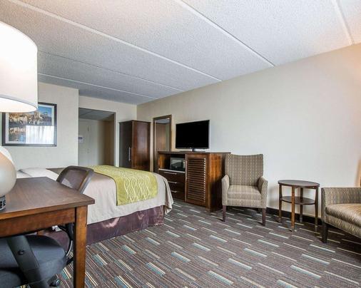 Comfort Inn Chula Vista San Diego South - Chula Vista - Bedroom