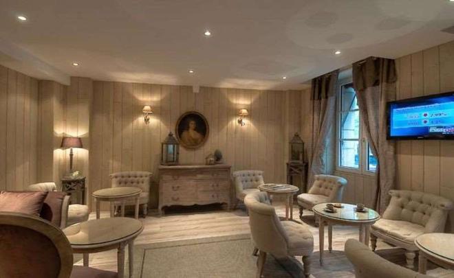 Cluny Square - Paris - Lounge