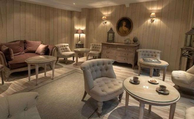 Cluny Square - Paris - Living room