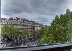 Cluny Square - Pariisi - Näkymät ulkona