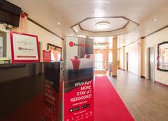 RedDoorz Plus @ Seaborne Hotel Subic Zambales - Subic - Reception
